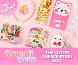 Kawaii Box - The Cutest Subscription Box!