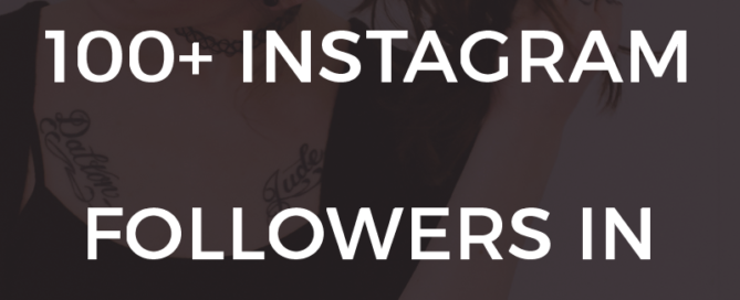 How to Gain 100+ Instagram Followers in 7 Days (or Less!) by @KerriQueen | Use the exact strategy that I used to grow my Instagram following by 100+ in less than 7 days!